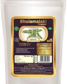 Bhuiamalaki Powder / Bhumi Amla Powder - Ayurvedic Powder for Kidney problems and for Kidney stone and for Urinary disorder oliguria